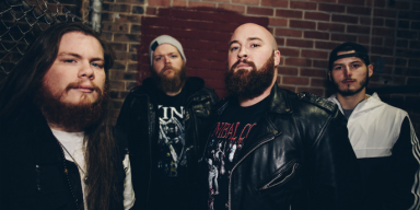RHODE ISLAND'S FRESH FACES OF METAL KINGSMEN WILL RELEASE DEBUT ALBUM ON APRIL 10TH CHECK OUT THE NEW SINGLE + VIDEO FOR 'NIGHTMARE' NOW!