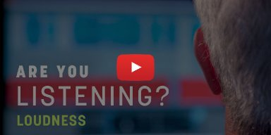 Are You Listening? Loudness in Mastering