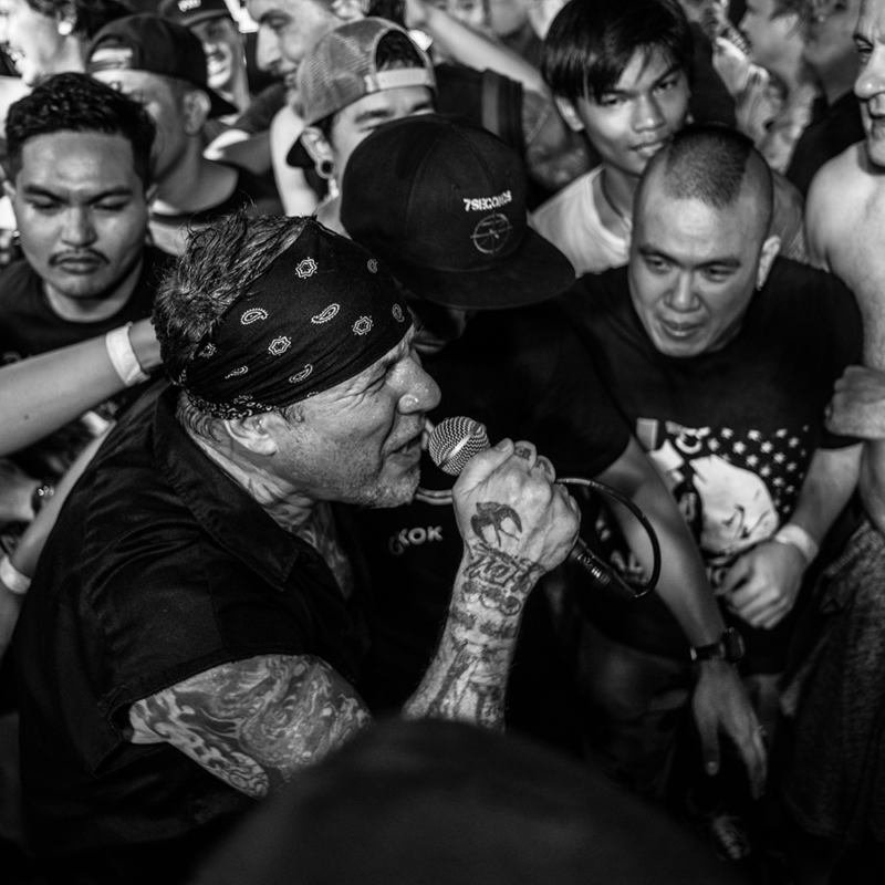 Into The Pit Interview with Roger Miret from Agnostic Front show 210