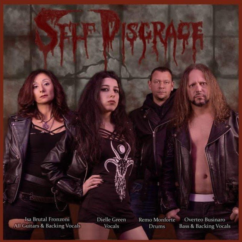 SELF DISGRACE new album release!