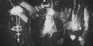 NECROBODE stream IRON BONEHEAD debut album at NoCleanSinging.com