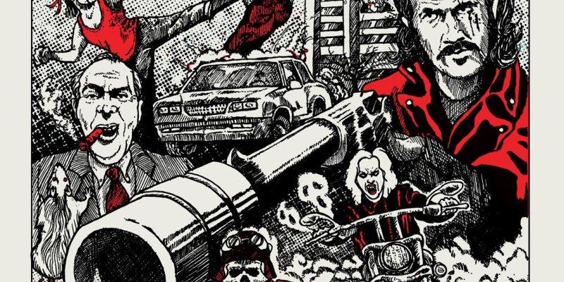 Invisible Oranges Premieres Road Warrior/Gravebreaker Split