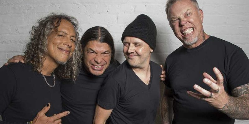 Metallica Streamed 1 Billion Times On Spotify In 2019