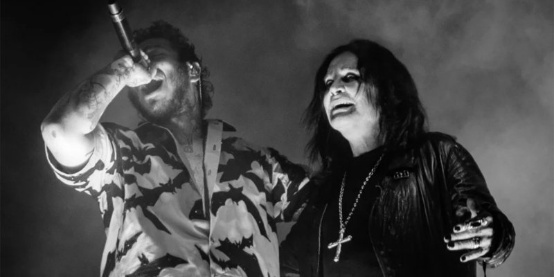 New OZZY OSBOURNE Song 'It's A Raid' Featuring POST MALONE