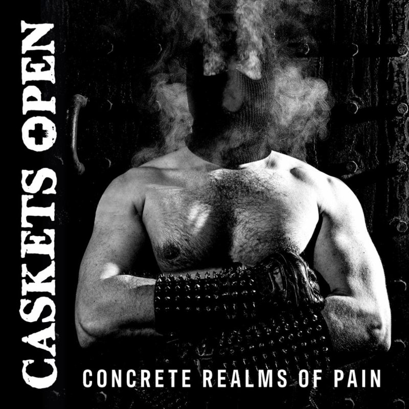 Finnish Doom Trio CASKETS OPEN Releasing 'Concrete Realms of Pain' March 20 on Nine Records