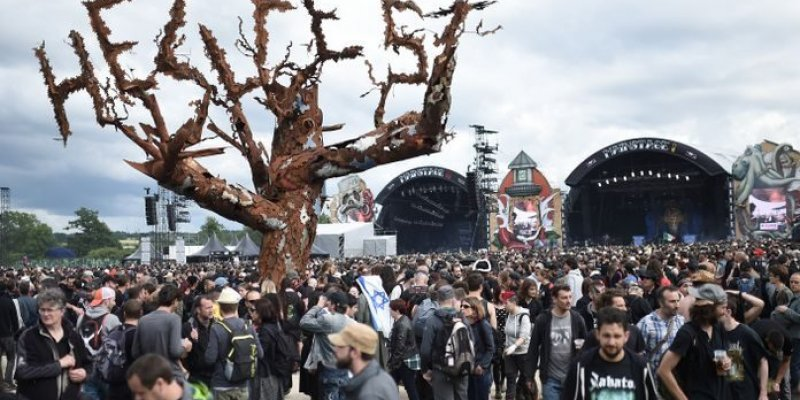 HELLFEST 2020 With Lucy SD From Metal Devastation Radio!