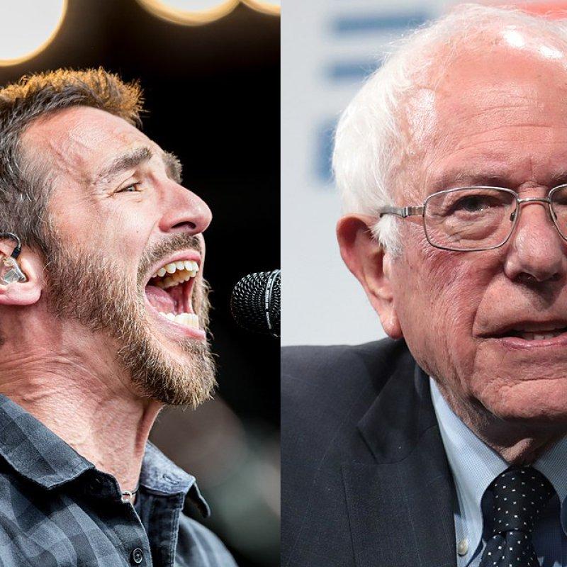 Godsmack's Sully Erna Spreading Disinformation About Bernie Sanders