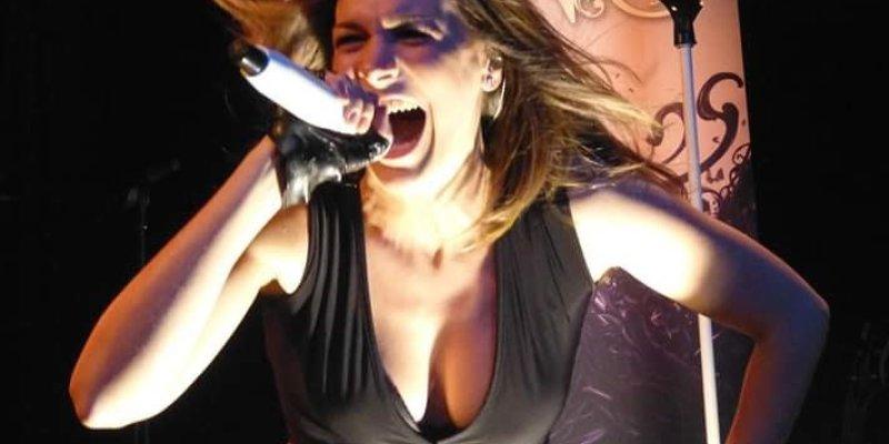 BENEATH MY SINS' Amazing Front Woman, Singer Emma Elvaston Joins Vivaldi Metal Project's vocal-force!