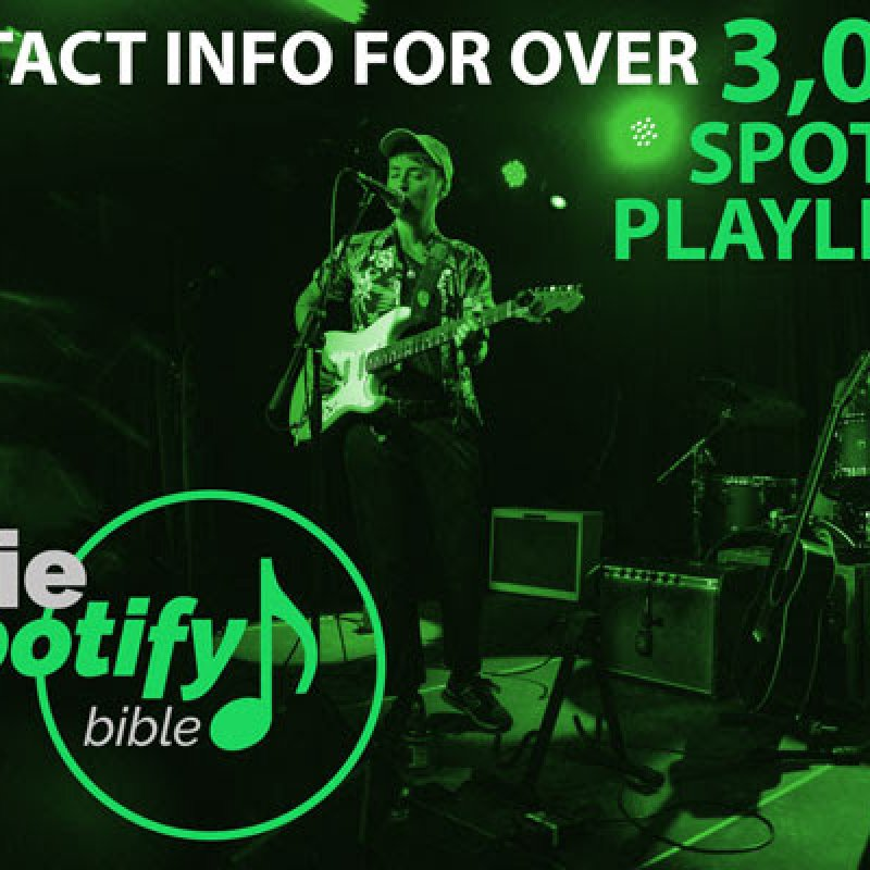 Want to get on popular Spotify playlists? Start here.
