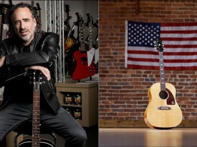 Gibson's Epiphone Relaunch, Returning Production to USA?