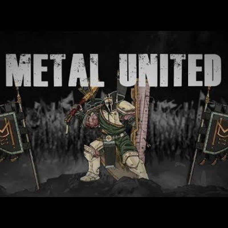 Metal United World Wide: Preparation Started & Envenomed Release Lyric Video Metal United