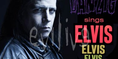 DANZIG's Collection Of ELVIS PRESLEY Covers Gets Official Release Date
