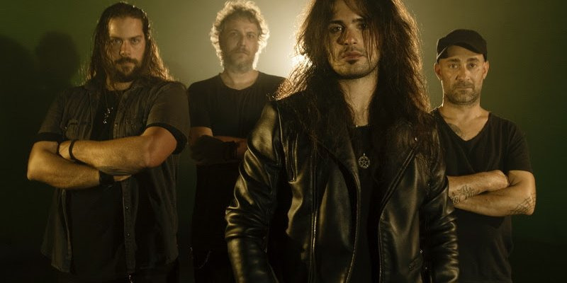 BAD AS Release First Single/Official Video 'Crucified Society' From Upcoming Album, Out March 17th!