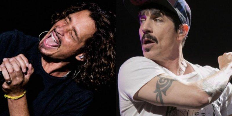 New RHCP Anthony Kiedis Interview Talks Chris Cornell