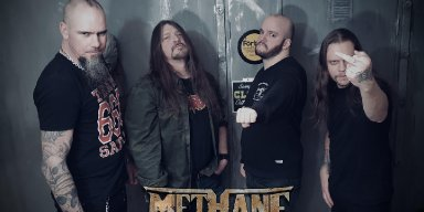 METHANE Introduces New Drummer HANS KARLIN (ex Cryonic Temple, Letters from the Colony) Inbox 	x