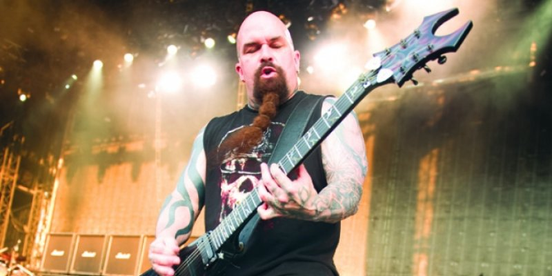 Kerry King Has New Music Coming Soon?