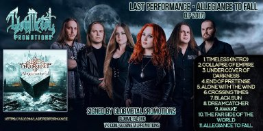 Last Performance released new album