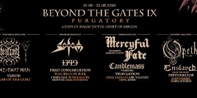 Beyond the Gates announce their biggest and most ambitious festival yet!