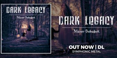 "Dark Legacy - ""Mister Babadook"""
