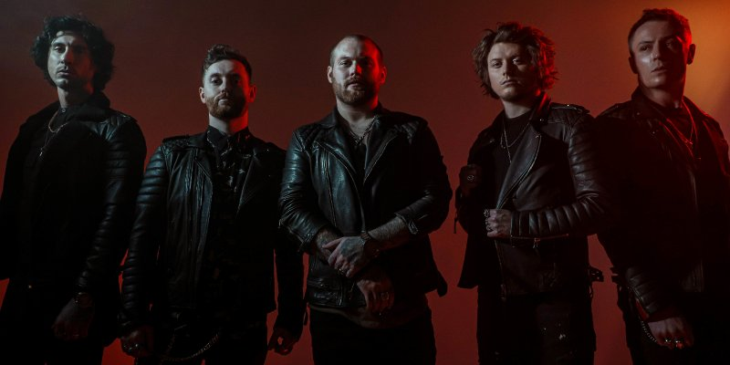 "ASKING ALEXANDRIA ANNOUNCE NEW ALBUM ""LIKE A HOUSE ON FIRE"""