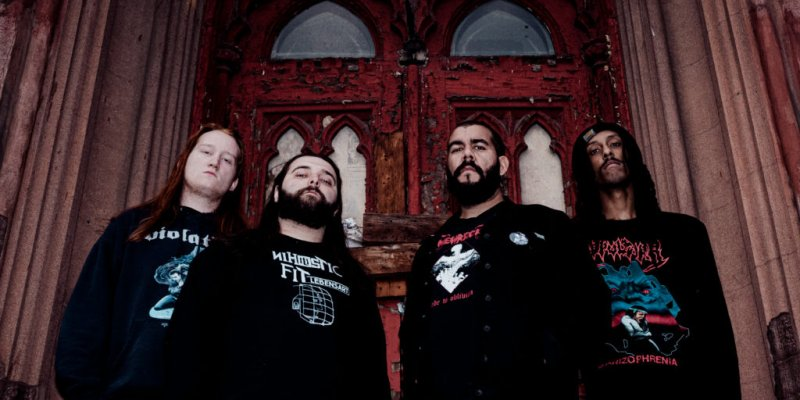 CREEPING DEATH Announces Live Dates With Hatebreed; North American Tour With The Acacia Strain Underway