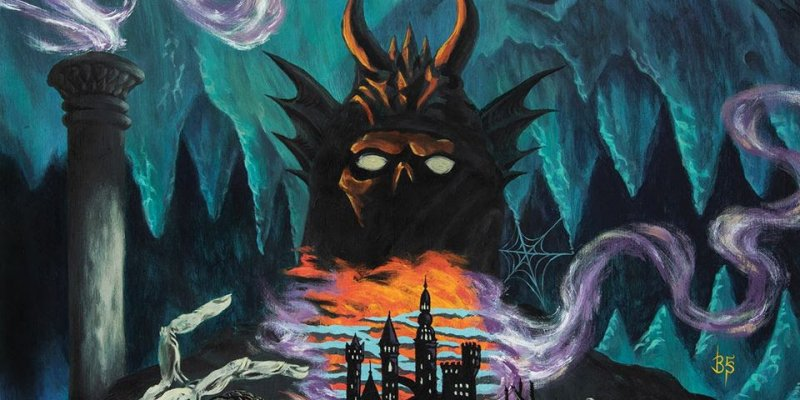 Occult Doom Metallers THE WIZAR'D Streaming Title Track from 'Subterranean Exile'