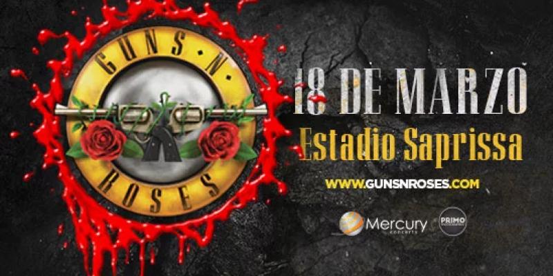 GUNS N' ROSES: Concert Canceled Over Coronavirus