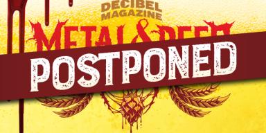 Decibel Magazine Metal & Beer Fest: Philly 2020 Postponed Due to Covid-19 (Coronavirus) Concerns