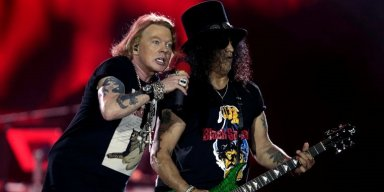 GUNS N' ROSES-Headlined LOLLAPALOOZA Suspended Due To Coronavirus