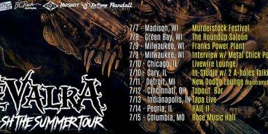 Nevalra Slash The Summer Tour 2017!