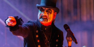 KING DIAMOND Undergoes Surgery, Cancels Mexico's HELL & HEAVEN METAL FEST