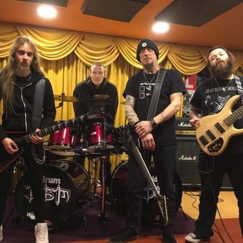 Into The Pit with DJ Elric Interview with Dead Before Mourning show 215