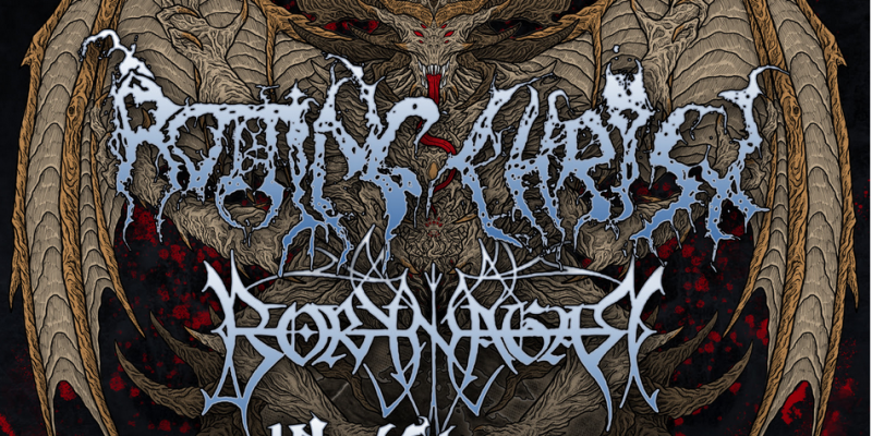 ROTTING CHRIST Announce Rescheduled Dates for North American Headlining Tour