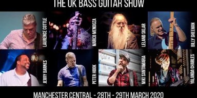 'UK Bass Guitar Show' Postponed to Later Date, Due To Coronavirus Concerns!