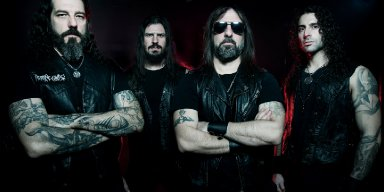 ROTTING CHRIST Sells Tour Shirts to Raise Money for Charity