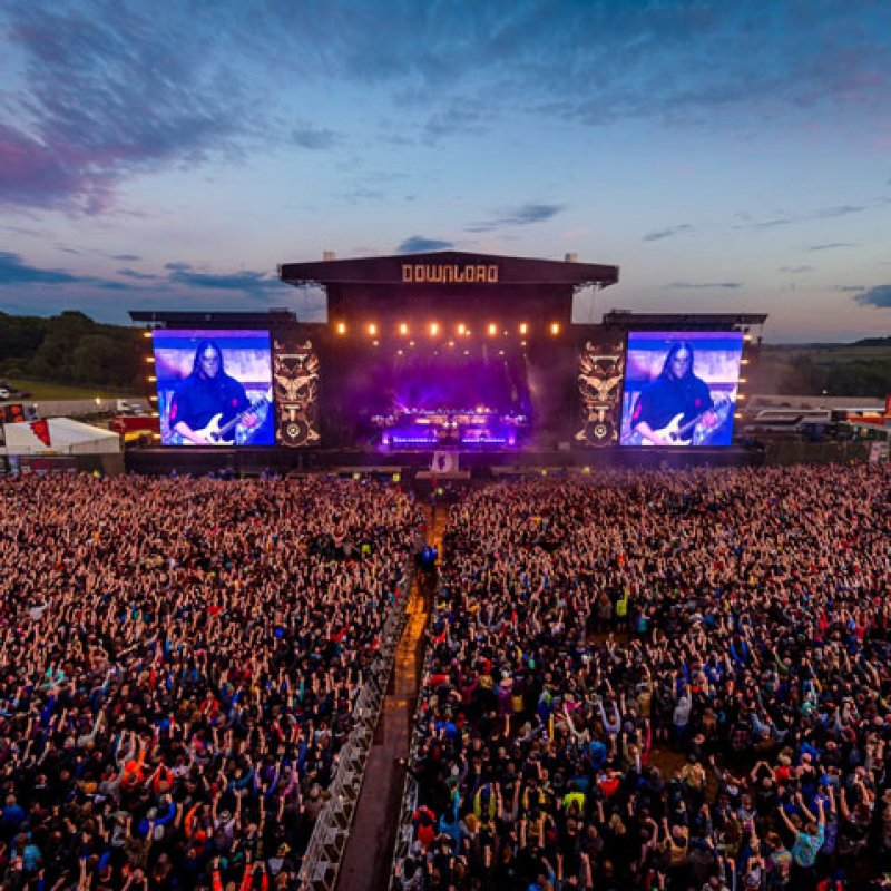 DOWNLOAD Festival Is Officially Canceled