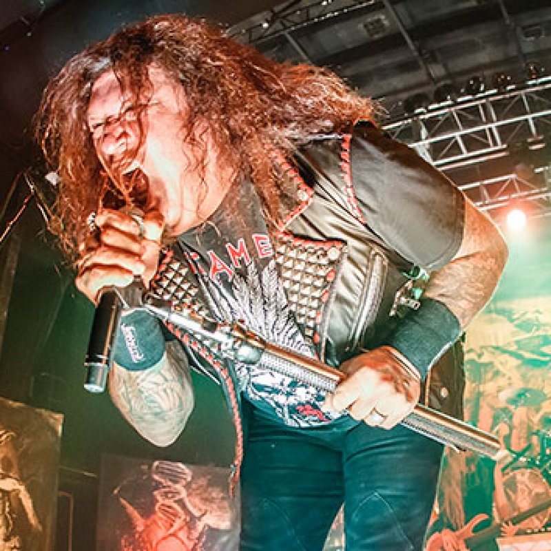 CHUCK BILLY Discusses His COVID-19 Diagnosis