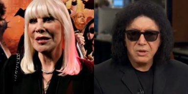 RONNIE JAMES DIO's Widow Calls GENE SIMMONS's 'Laughable' And 'Disgusting'