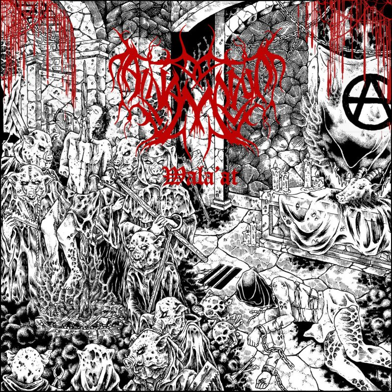 Occult Black Metal Zine Gives Al-Namrood's New Album 8 out of 10!