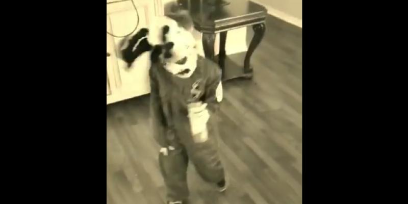 Little Kid's Insane Impersonation of Slipknot's Corey Taylor