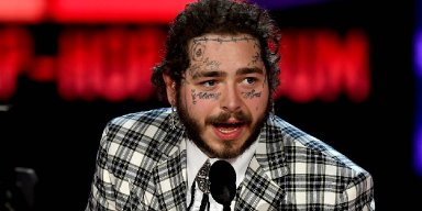 POST MALONE PERFORMS NIRVANA