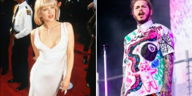 Courtney Love Reacts To Post Malone's Nirvana Tribute Concert