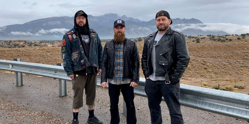 """Desert rockers RED MESA due to unleash new album """"The Path to the Deathless"""" on June 12th."""