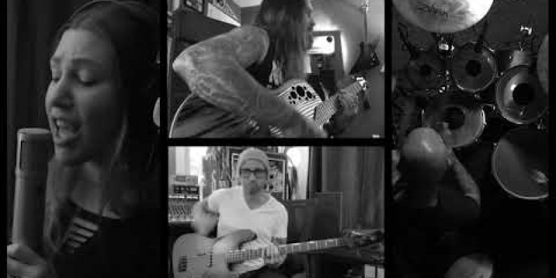 Former MACHINE HEAD Members Join Forces With SHINEDOWN Cover ALICE IN CHAINS' 'No Excuses'