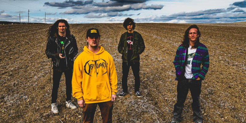 """PARALYSIS: BrooklynVegan Debuts """"Cut Short"""" Video From Garden State Crossover Thrash Merchants; Mob Justice Full-Length To See Release Next Month"""