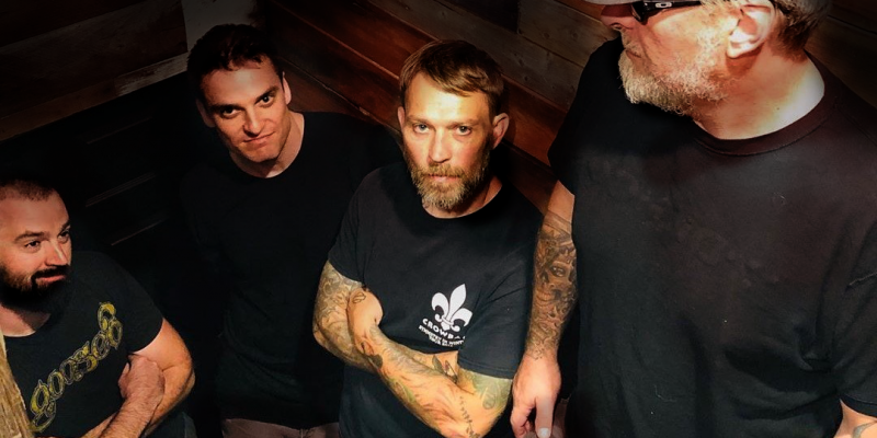 "RADIAN: The Obelisk Premieres ""Not Dying"" Video From Ohio Doom/Sludge Dealers Featuring Former Members Of Fistula, Rue, And Sofa King Killer; Chapters Full-Length Out Now"