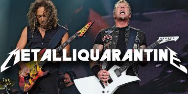 Metallica's New Album Will Break The Rules Once Again, Metalliquarantine?