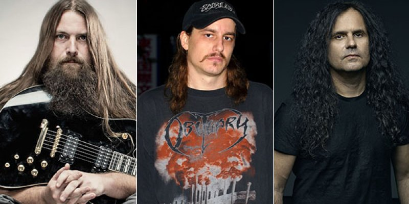 Lamb Of God, Power Trip, Kreator members new song together, coming soon!
