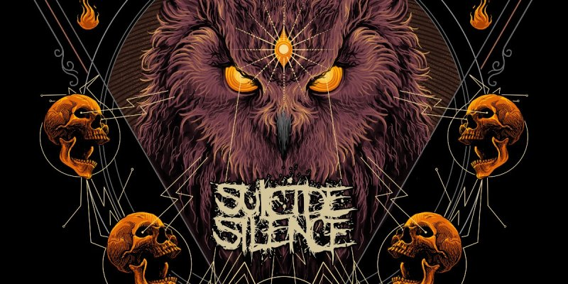 SUICIDE SILENCE   New Single 'Overlord' Available