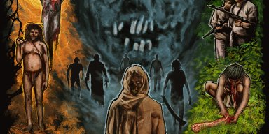 "BREAKING: SLASHER DAVE RELEASES NEW ALBUM ""CANNIBAL DEATH GODS"""